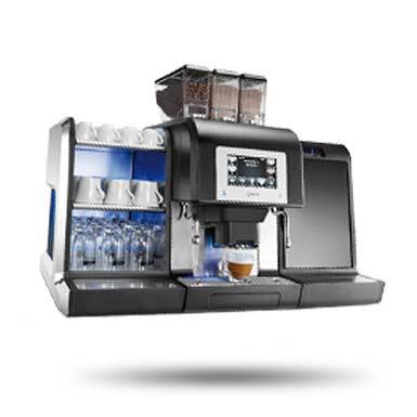 Vente de machines à café automatiques pas chères à Paris